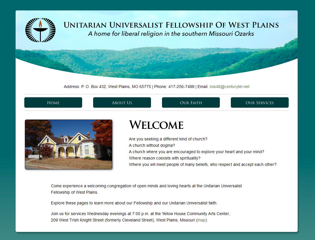 UU Fellowship of West Plains